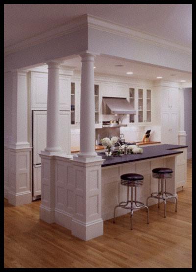 Poplar Kitchen Cabinets